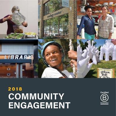 Community Engagement Report - 2018