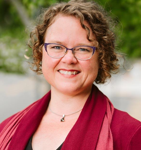 Sarah Green, CFP, Director of Impact Investing