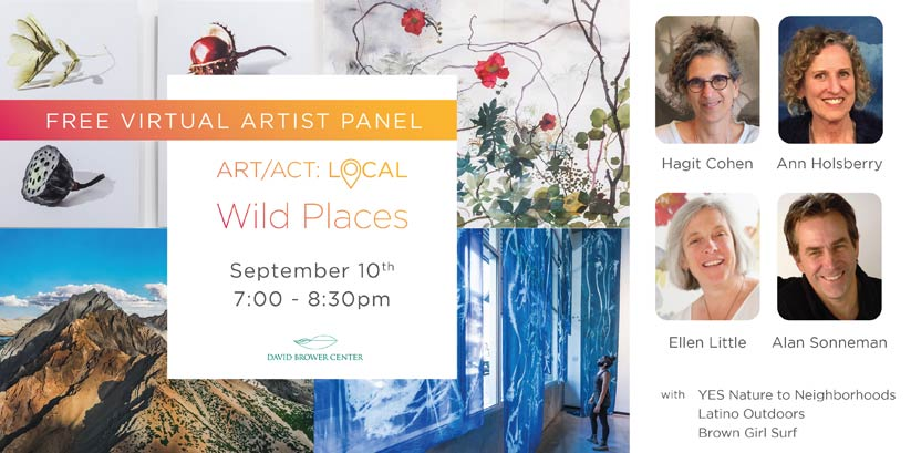 Art/Act Local - Wild Places