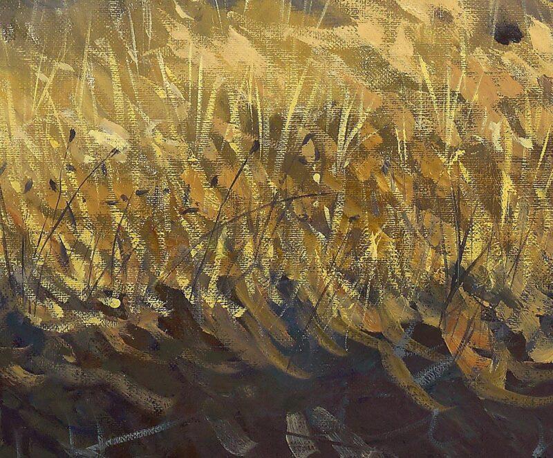 Summer Oak Detail