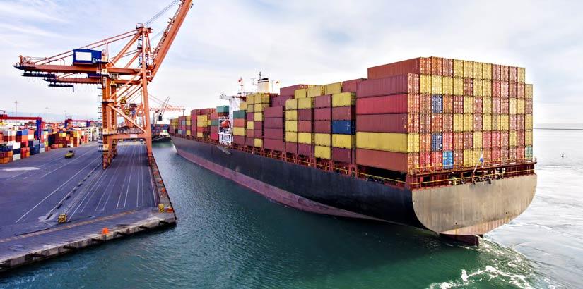 Suez Canal Bottleneck