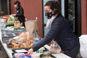 Berkeley Food Network Volunteer