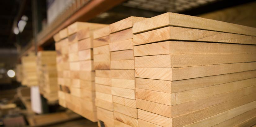 supply and demand in lumber